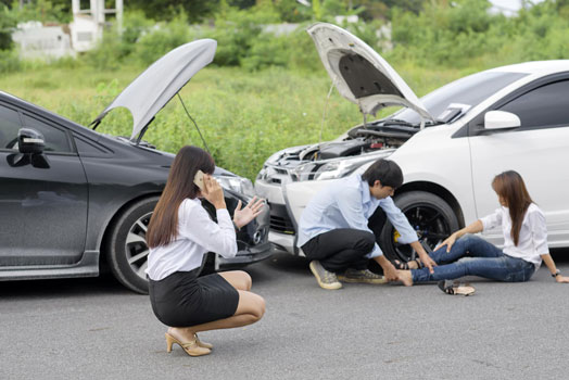 auto accident injury clinic Decatur, GA