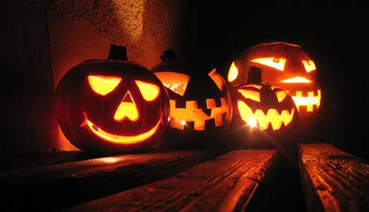 Halloween safety while trick or treating